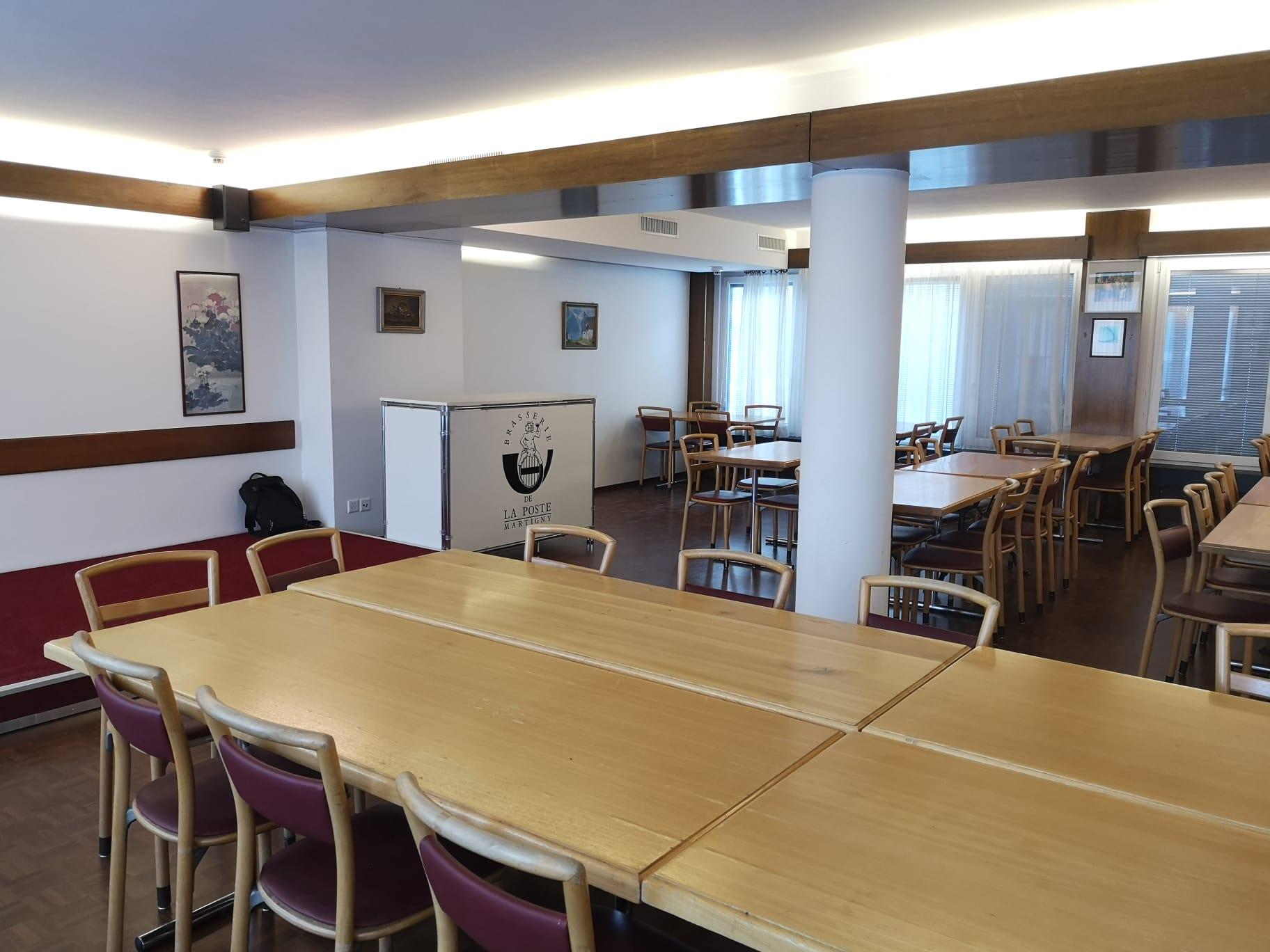 Salle de reunion en largeur