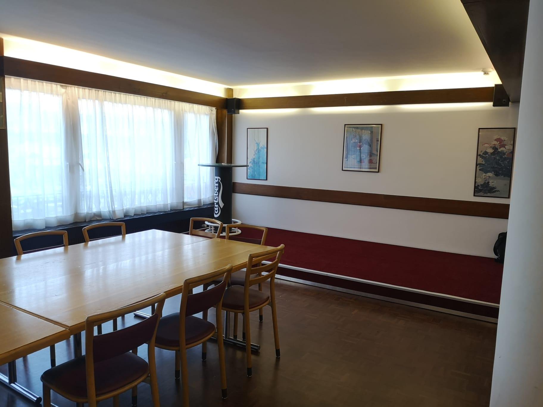 Salle de reunion principal